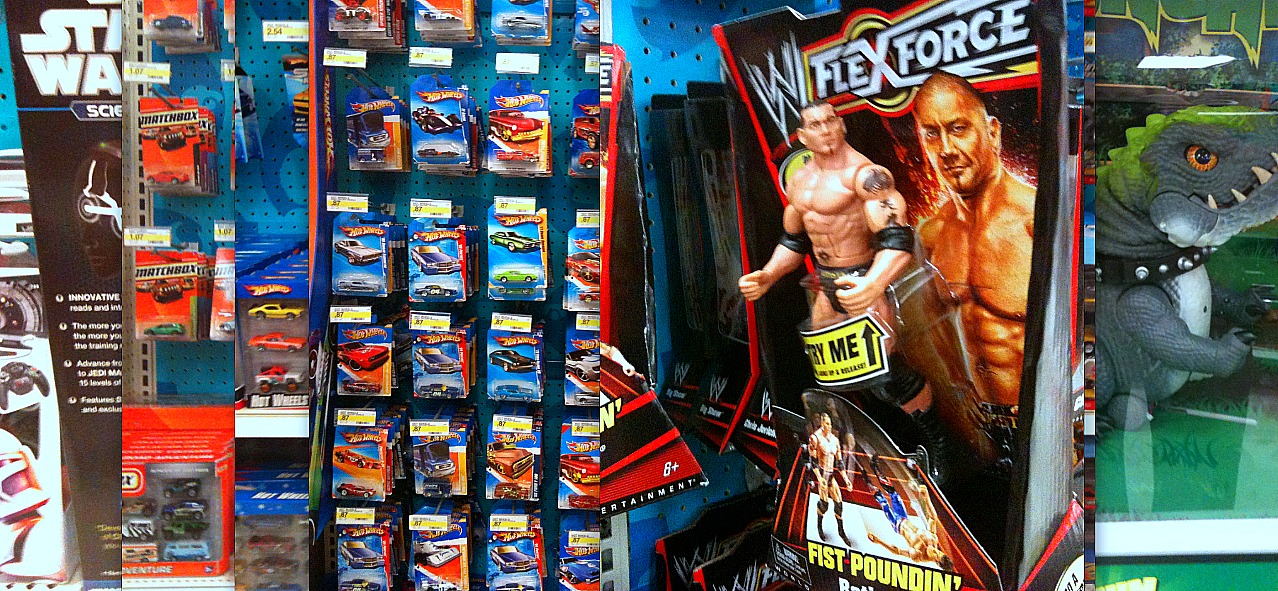 Boy Toys Packaging : Toy packaging and presentation gender in media